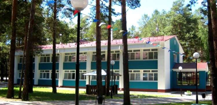 Детский лагерь Энергетик Тюмень