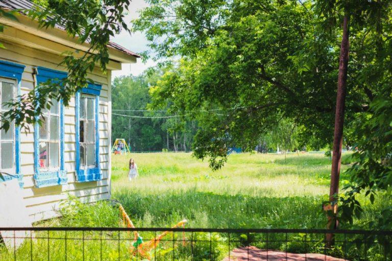 лагерь Радуга Тюмень