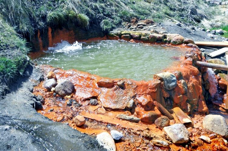 Целебные возможности горячих вод Джилы-Су