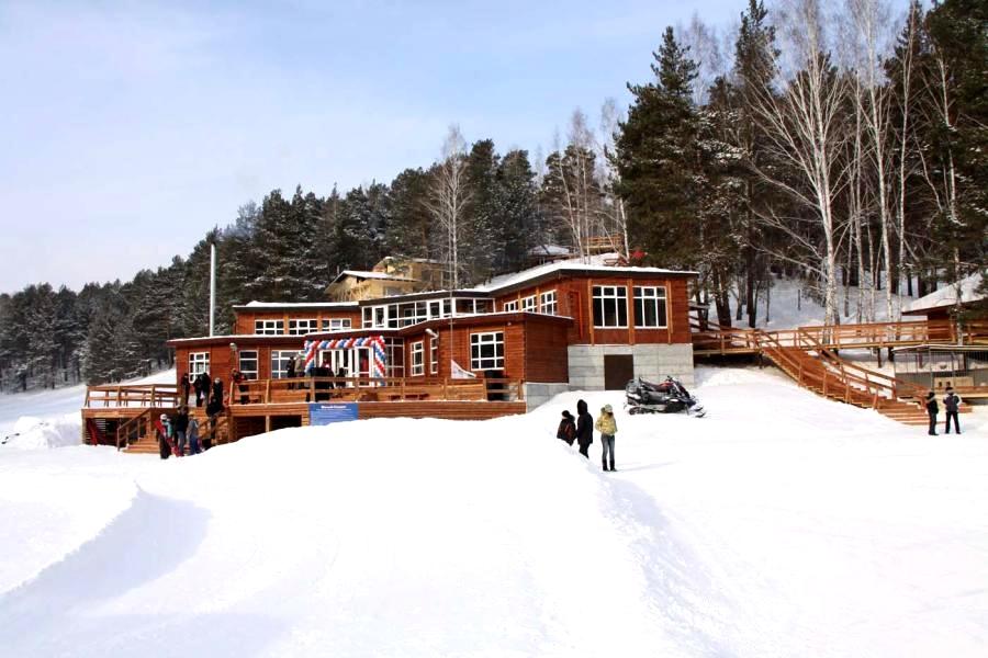 Кулига-парк Тюмень