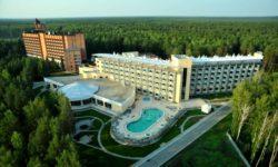 Санаторий Сибирь в Тюмени