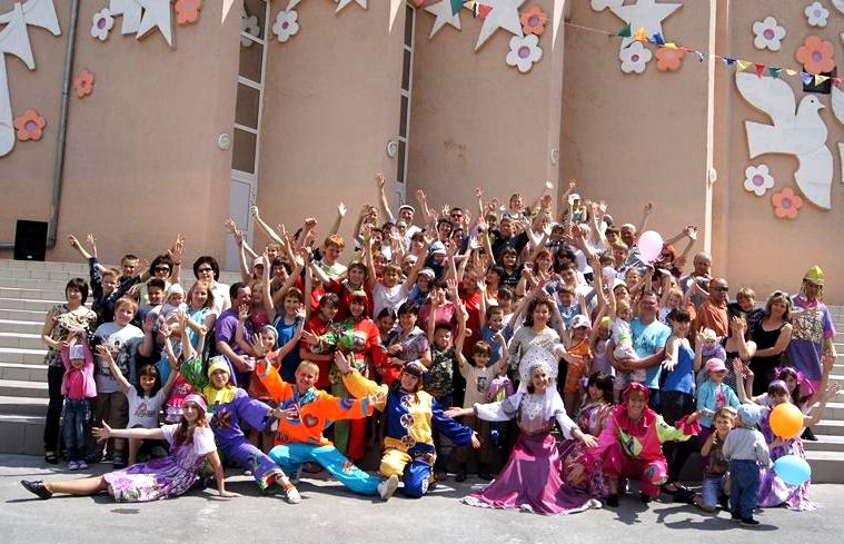 Витязь детский лагерь Тюмень