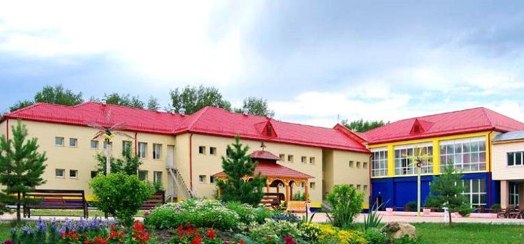 Детский лагерь Витязь Тюмень