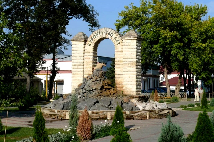 Термальные источники Горячий ключ (Краснодарский край)