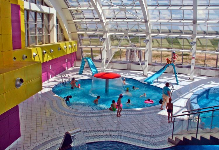 аквапарк в Жлобине