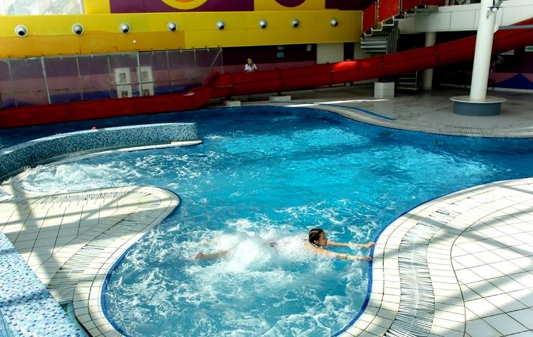 Центр олимпийского резерва в Жлобине