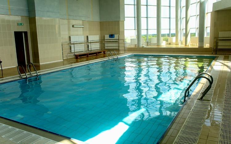 аквапарк Жлобин бассейн