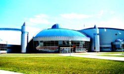 Аквапарк в Жлобине (Беларусь)
