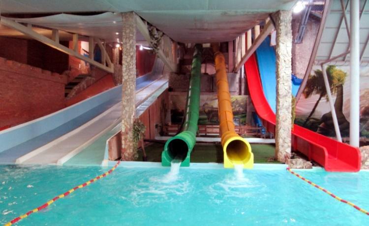 Казанский аквапарк «Барионикс»