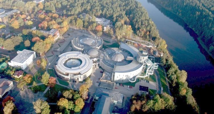 Аквапарк Друскининкай (Литва)