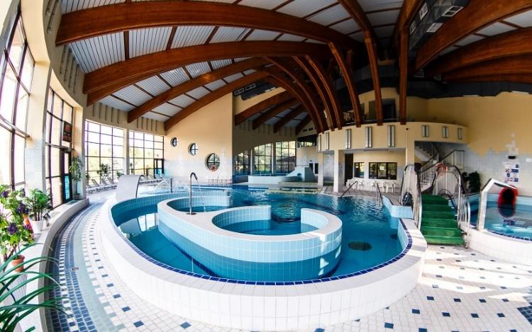 аквапарка в пансионате «Поляны» Одинцовского района