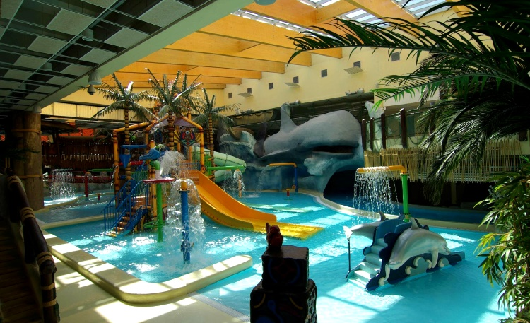 аквапарк Vichy вильнуса