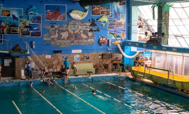 аквапарк «Волна» в Харькове