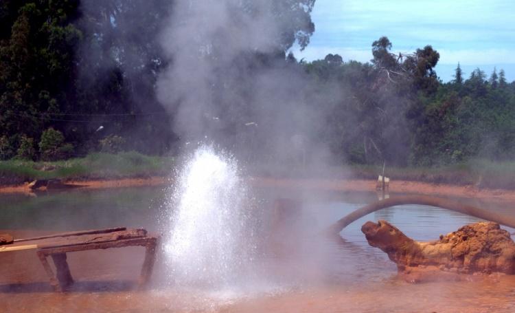 Абхазский термальный источник