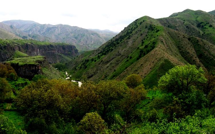 Термальные источники Армении, Арзакан