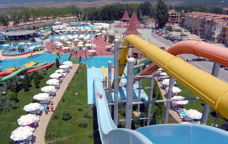 «Action» аквапарк Болгарии