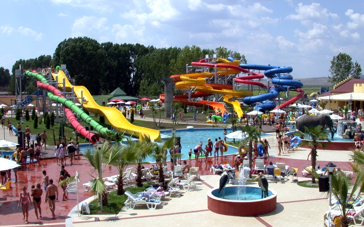 «Экшн» аквапарк Болгарии