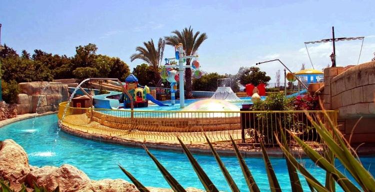 аквапарк «Афродита» в Пафосе