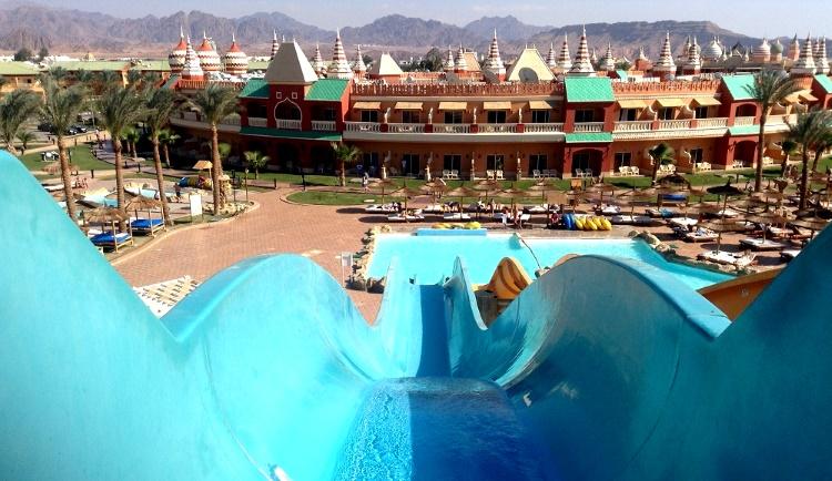 аквапарк Шарм-эль-Шейха