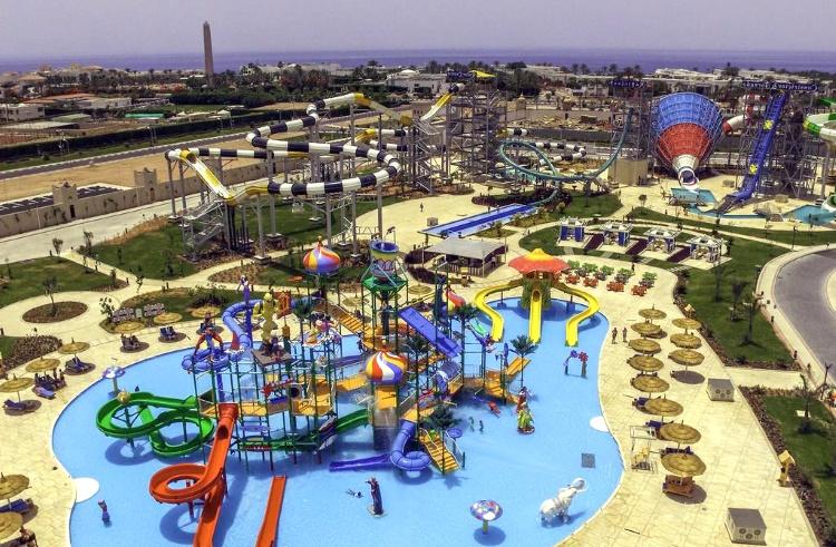 Аквапарк «Альбатрос» в Шарм-эль-Шейхе, Египет