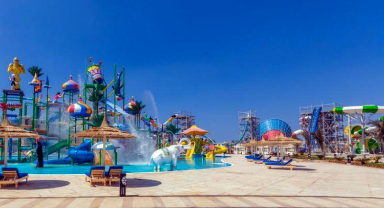"""Альбатрос"" аквапарк Шарм-эль-Шейха"