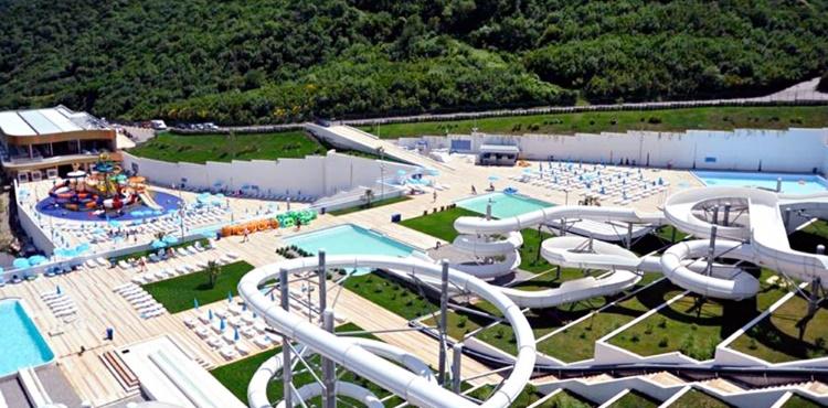 "аквапарк Черногории ""Aqua Park Budva"""