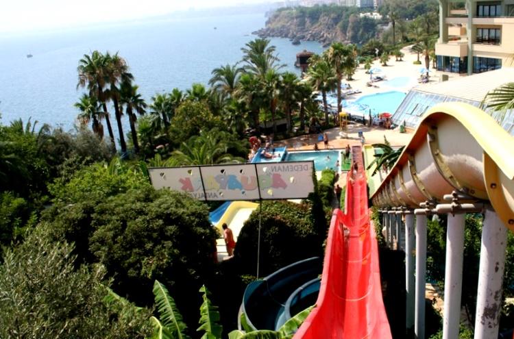 «Dedeman» Aquapark Antalya