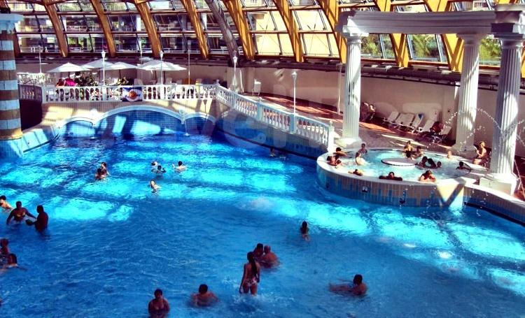 аквапарк «Карибия»