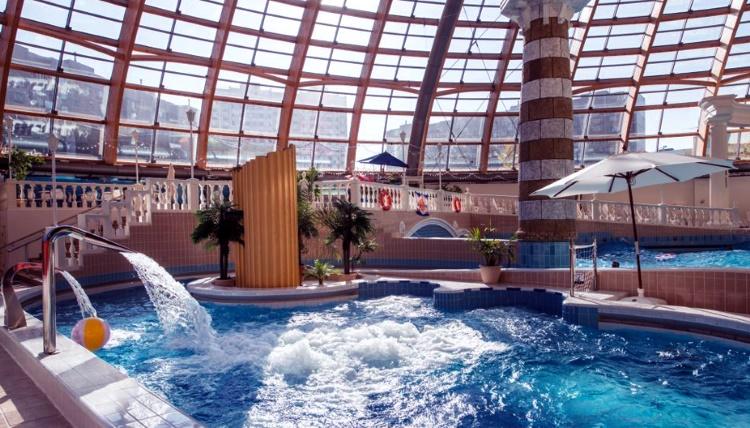 аквапарк «Карибия» в Перово, Москва