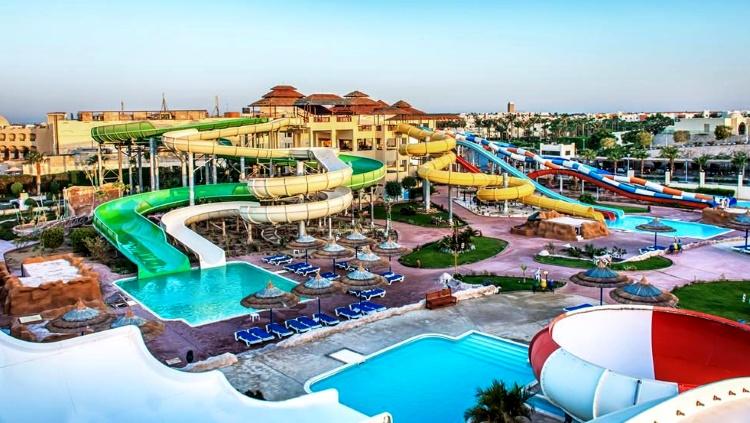 "Отель с аквапарком ""Tia Heights Makadi Bay 5*"" (Тиа Хайтс Макади Бей 5 звезд)"