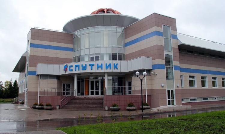 Аквапарк «Спутник» в Мирном