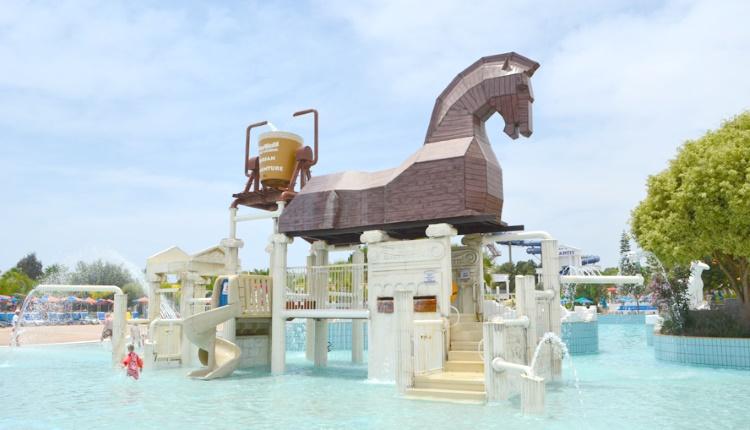 Аквапарк в Айя Напа «WaterWorld»