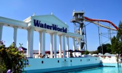 Аквапарк «WaterWorld» в Айя Напе, Кипр