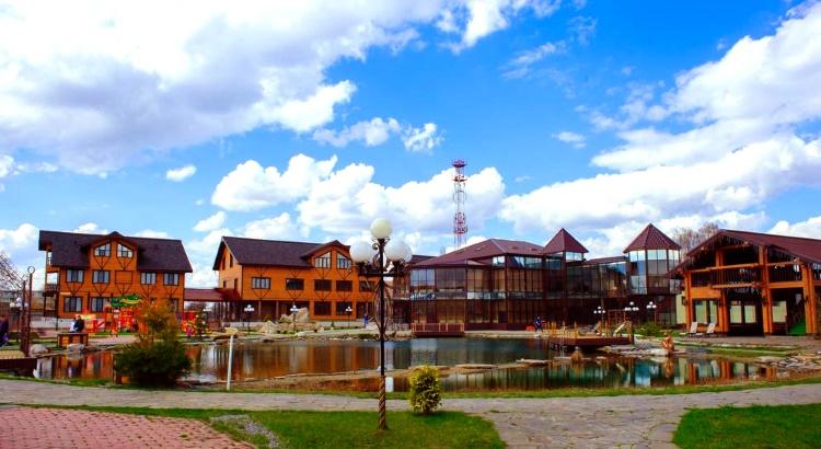 Аквапарк Егорьевска «Бережки Холл»