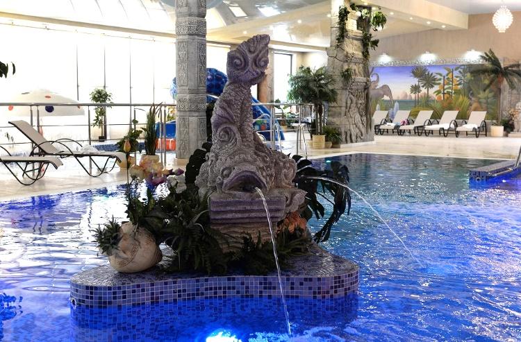 «Бережки Холл» аквапарк Егорьевска