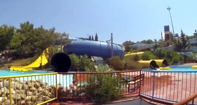 аквапарк Бодрума «Дедеман»