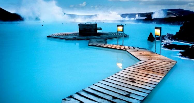 Геотермальные источники Исландии