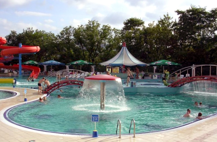 «Долина Нарзанов» аквапарк Кисловодска