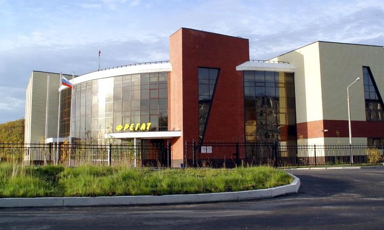 Аквапарк «Фрегат» Видяево