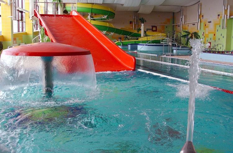 маленьких посетителей в аквапарке «Фрегат»