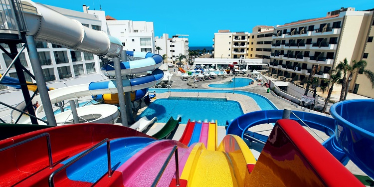 аквапарк «Fun Park Waterpark»в Протарасе