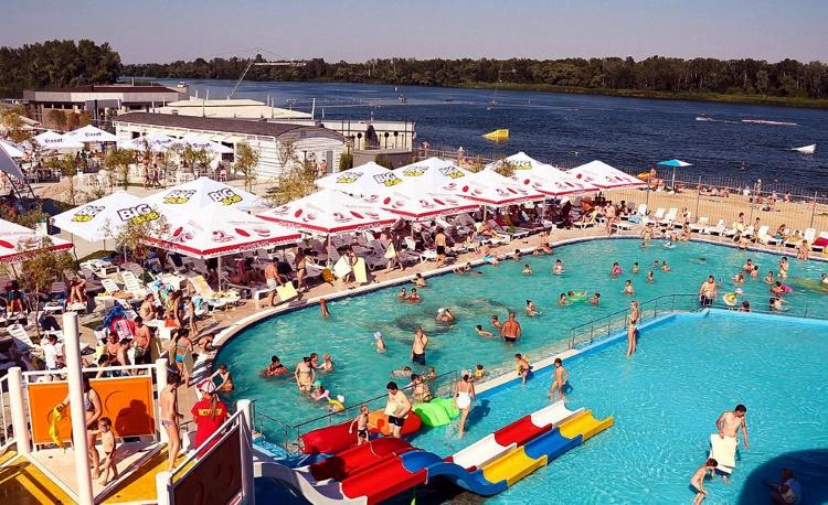 аквапарк Днепропетровска «Happy Day»