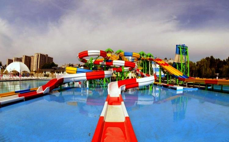 аквапарк «Happy Day» в Днепропетровске
