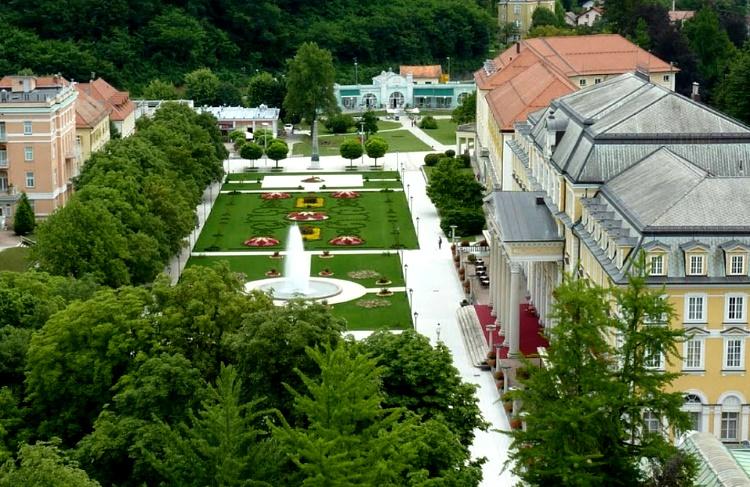 Термальные курорты Словении, Курорт Рогашка-Слатина