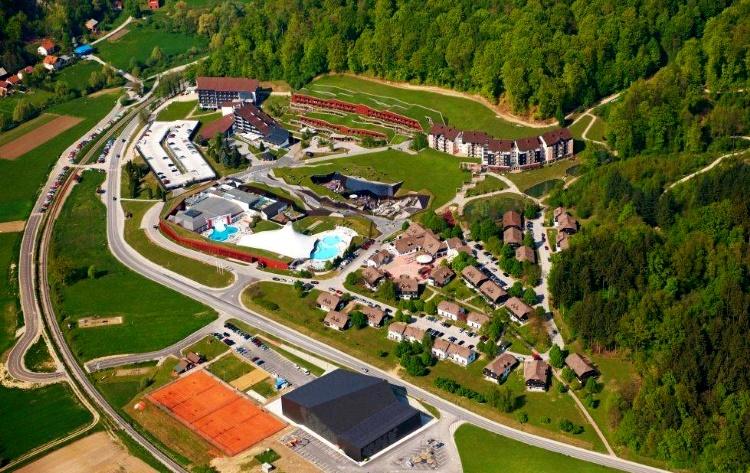 термальный курорт Олимия, Словения