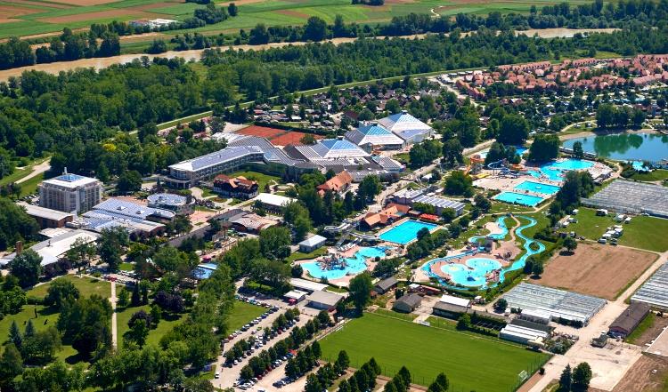 термальный курорт Чатеж, Словения