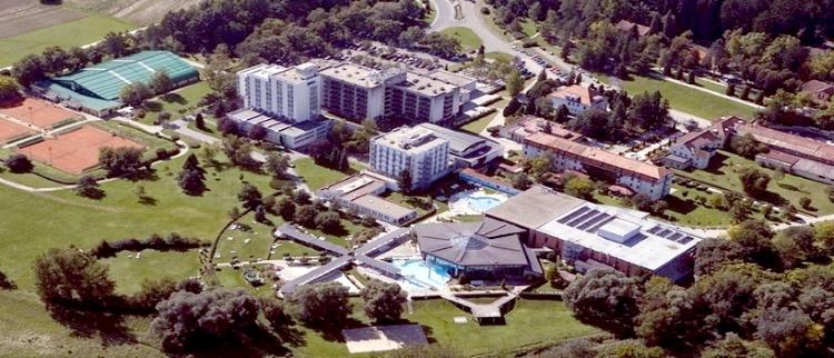 термальный курорт Раденцы, Словения