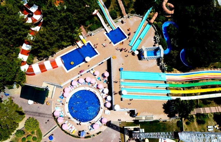 Water Planet Deluxe Hotel & Aquapark 5*