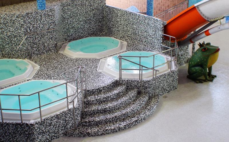 Аквапарк «Нептун» в Петропавловске