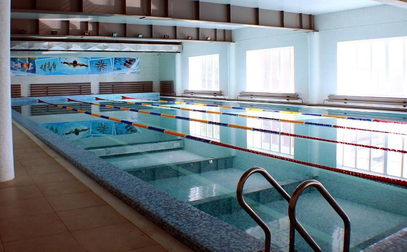 фитнес-клуб Казахстана «Нептун»